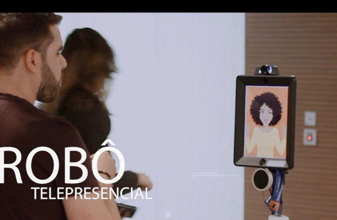 Robô de telepresença